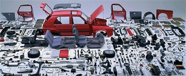 خودرو و قطعات